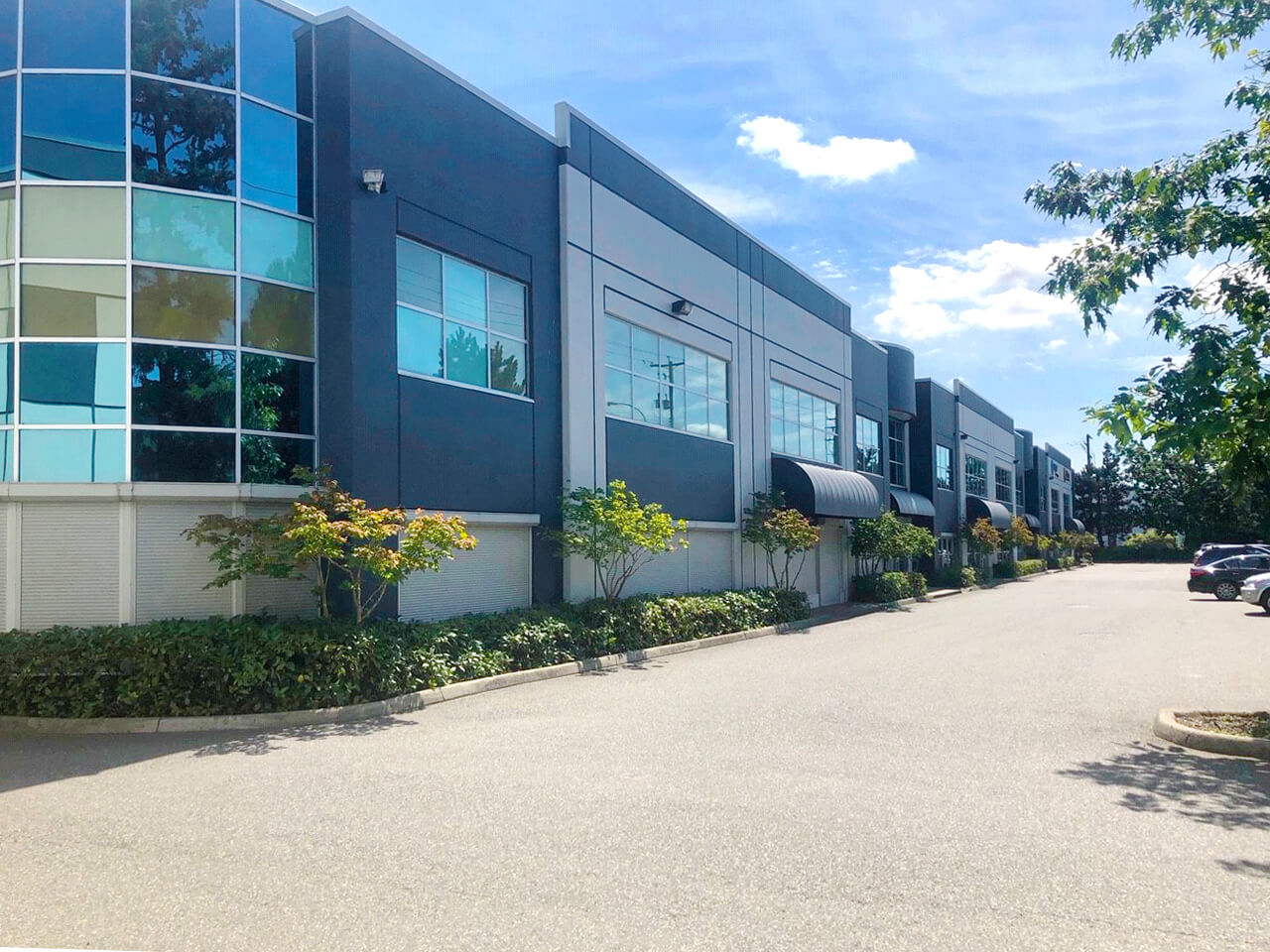 Lee & Associates Vancouver Negotiates Lease of a 27,735 SF Warehouse/Office Facility in Port Kells