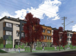 3rd St E 632 Rendering SW View