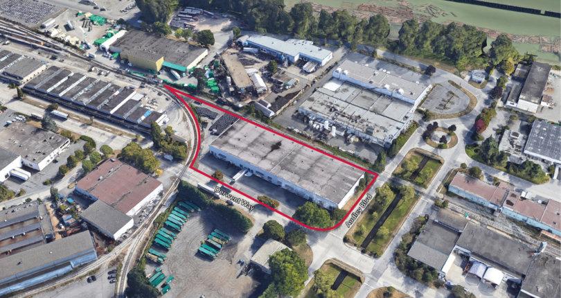 Lee & Associates Vancouver Negotiates 60,450 SF Industrial Lease in Delta, BC
