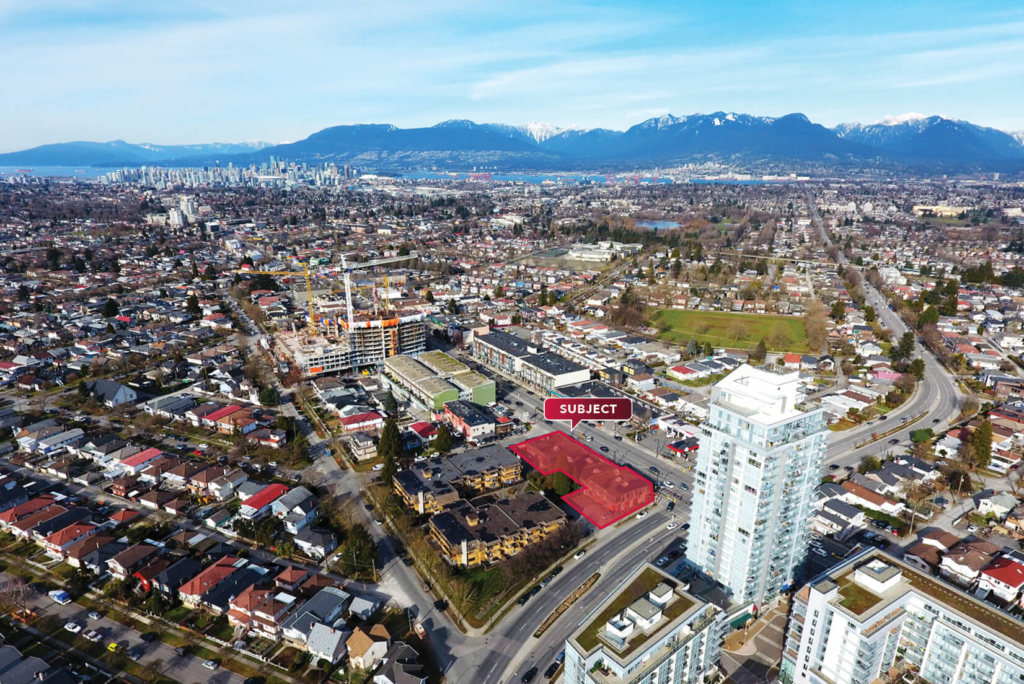 Lee & Associates Vancouver Negotiates 13,919 SF Single Tenant Retail Lease in Vancouver