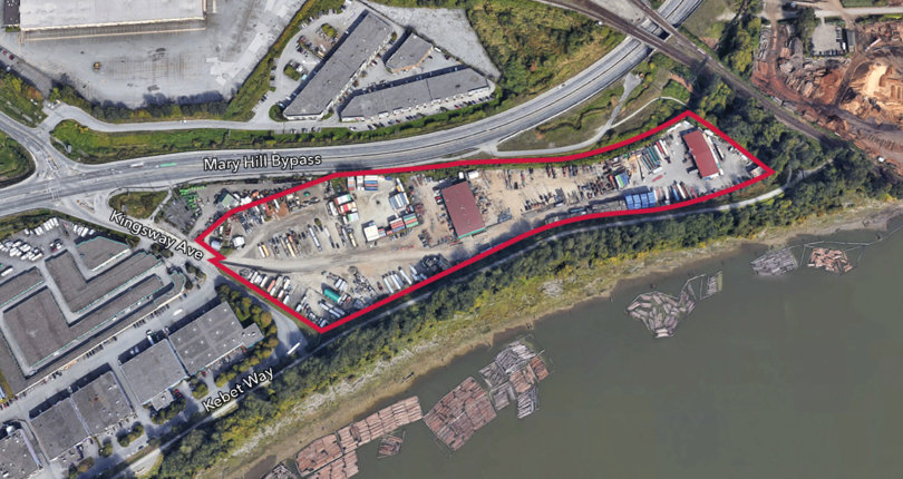 Lee & Associates Vancouver Negotiates $20.65 Million Industrial Sale in Port Coquitlam, BC