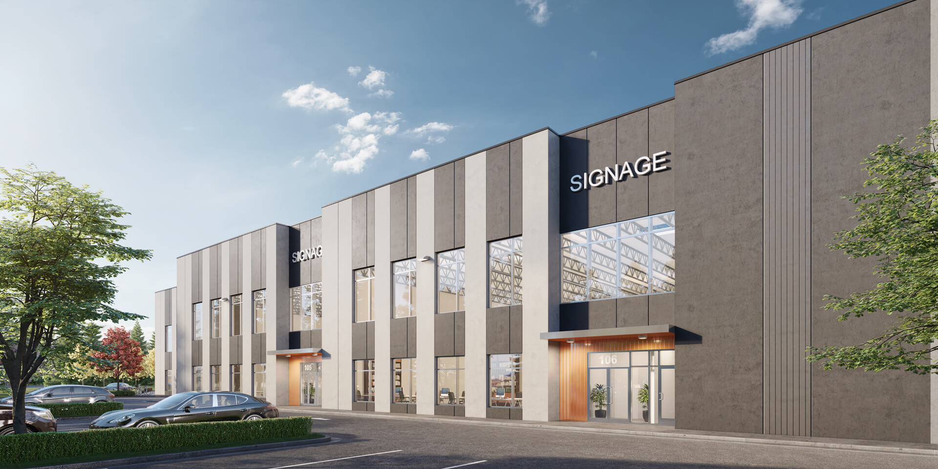 Lee & Associates Completes the Sale of the Last Unit at Progress Way Business Centre in Delta, BC