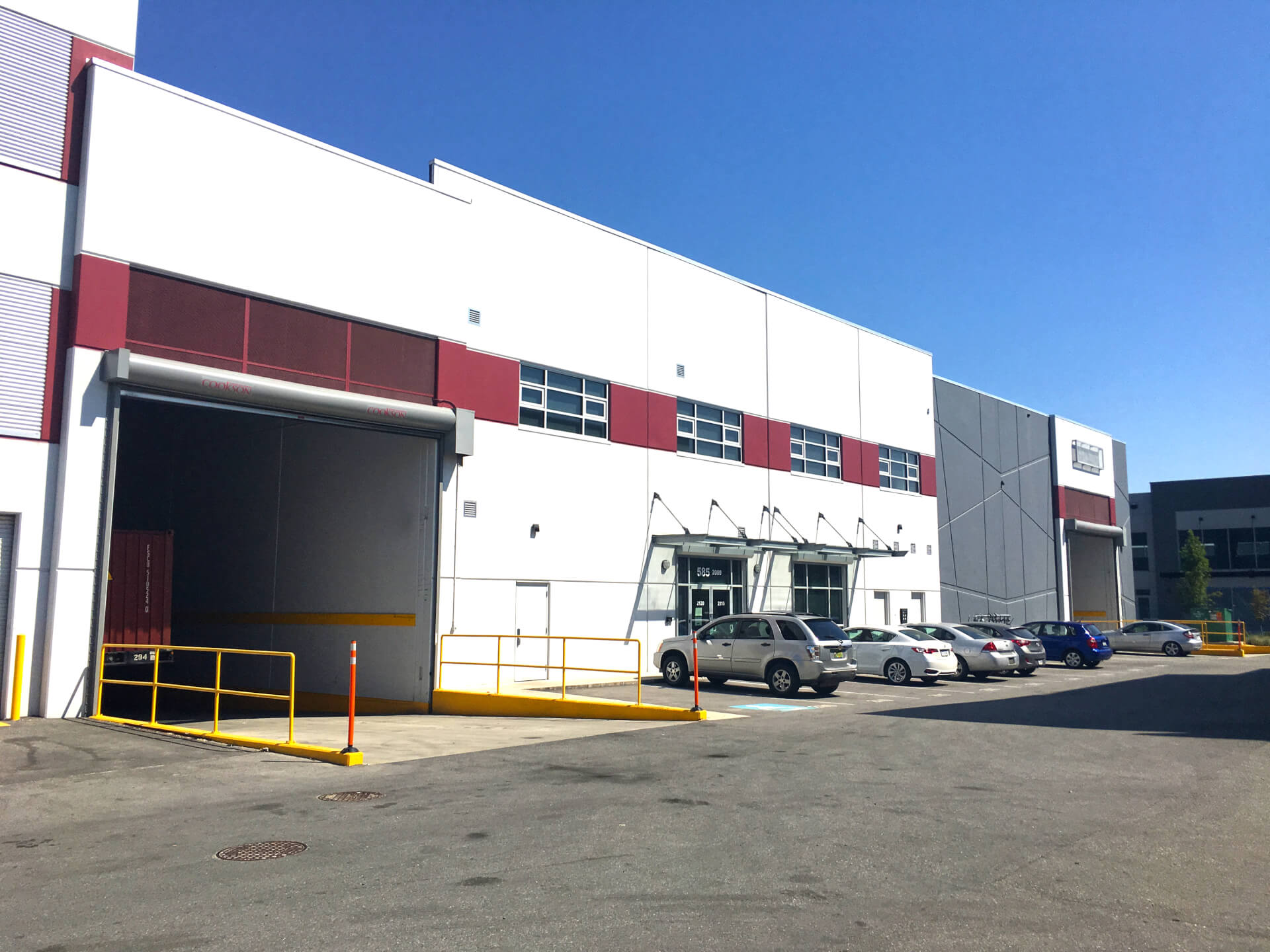 Lee & Associates Vancouver Completes the Sale of Two Industrial Strata Units in Port Coquitlam, BC