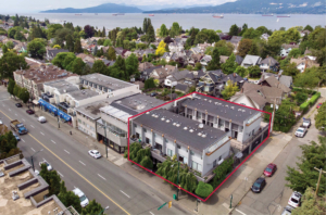 Just Listed! Kitsilano Investment Property