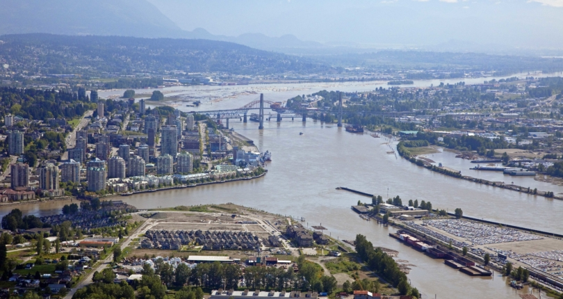 Metro Vancouver's Industrial Market Experiences High Demand and Soaring Land Prices