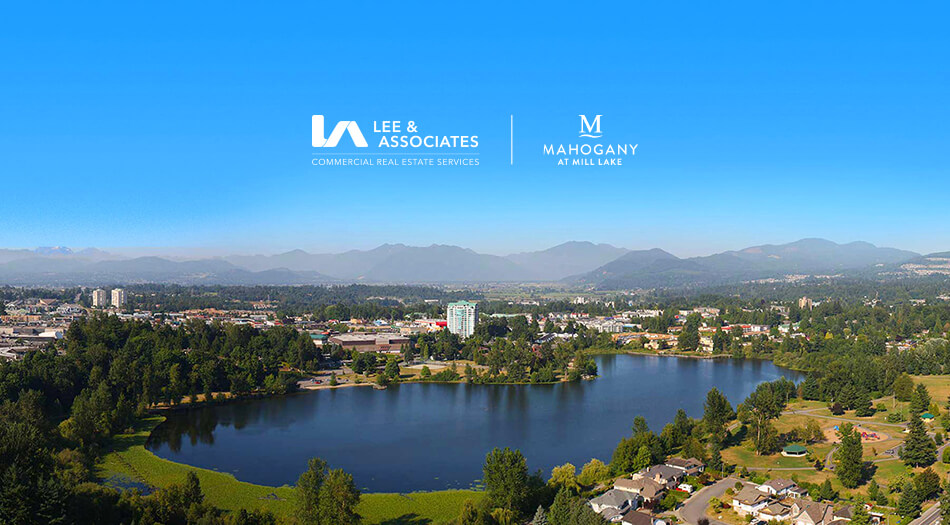 Lee & Associates Sells Out Office Units at the 'Mahogany at Mill Lake' Development in Abbotsford, BC
