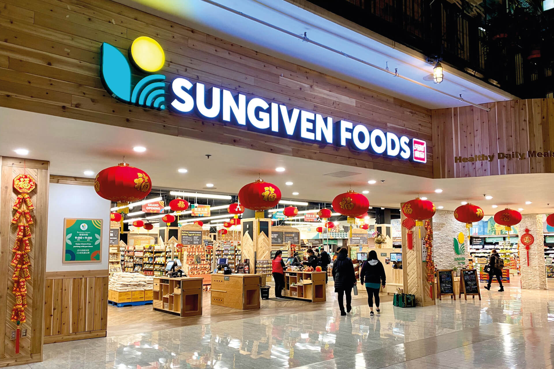 Lee & Associates Vancouver Represents Sungiven Foods in Metro Vancouver Expansion