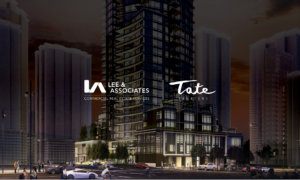 Lee & Associates Completes Leasing of Retail Units at the Tate Downtown in Vancouver, BC